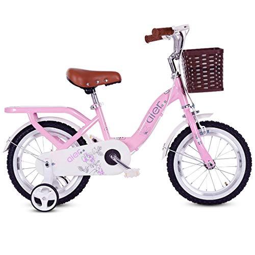 キッズバイク、2-10歳の子供用自転車、ガールペダル三輪車、...