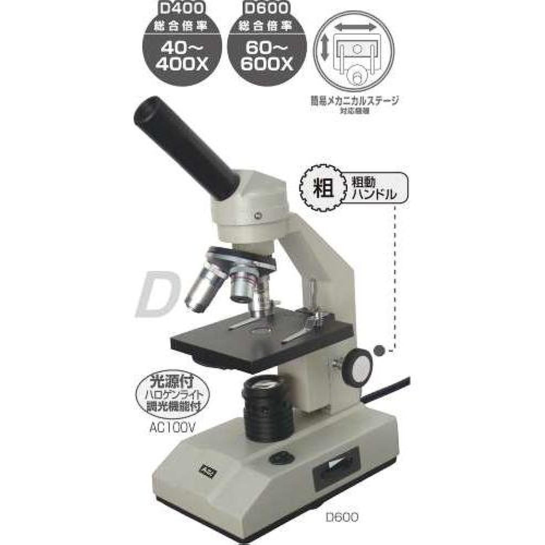 生物顕微鏡D600