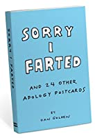 Knock Knock Sorry I Farted And 24他Apologyはがき