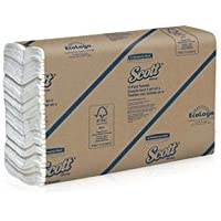 Kimberly-Clark Professional 412-01510 Scott Surpass White C-Fold Towel