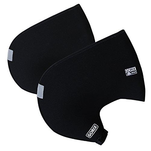 GORIX ゴリックス ドロップハンドル用防寒カバー手袋 ハンドルカバー ネオプレーン製 防風防水グローブ 自転車用