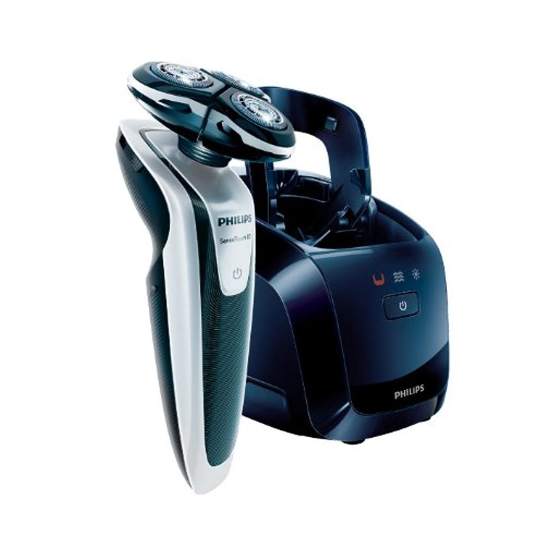 タイプライター山積みの隔離フィリップス シェーバー センソタッチ3D【洗浄充電器付】RQ1251CC