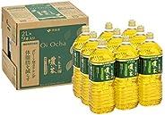 [Amazon限定ブランド] 伊藤園 RROボックス おーいお茶 濃い茶 2L ×9本【機能性表示食品】