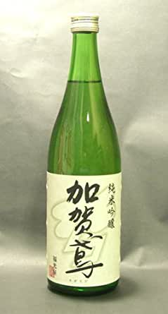 加賀鳶 純米吟醸 720ml