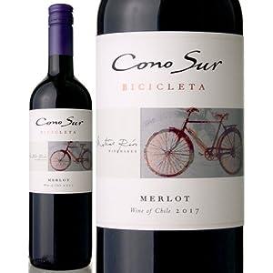 コノスル メルロ ヴァラエタル 750ml [チリ/赤ワイン/辛口/ミディアムフルボディ/1本]