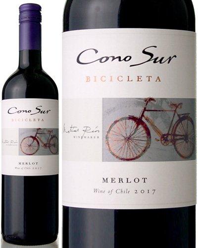 コノスル メルロ ヴァラエタル [ 2017 赤ワイン ミディアムフルボディ チリ 750ml ]
