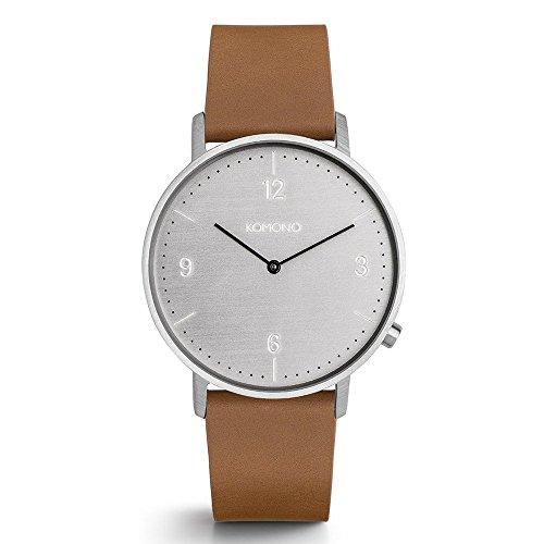 [コモノ]KOMONO 時計 メンズ 腕時計 ルイス メトロポリス KOM-W4061 [正規輸入品]