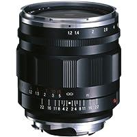 VoightLander 単焦点広角レンズ NOKTON 35mm F1.2 Aspherical VM II ブラック VMマウント