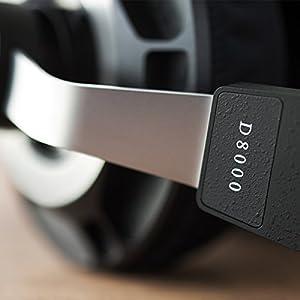 final D8000 FI-D8PAL 平面磁界型ヘッドホン