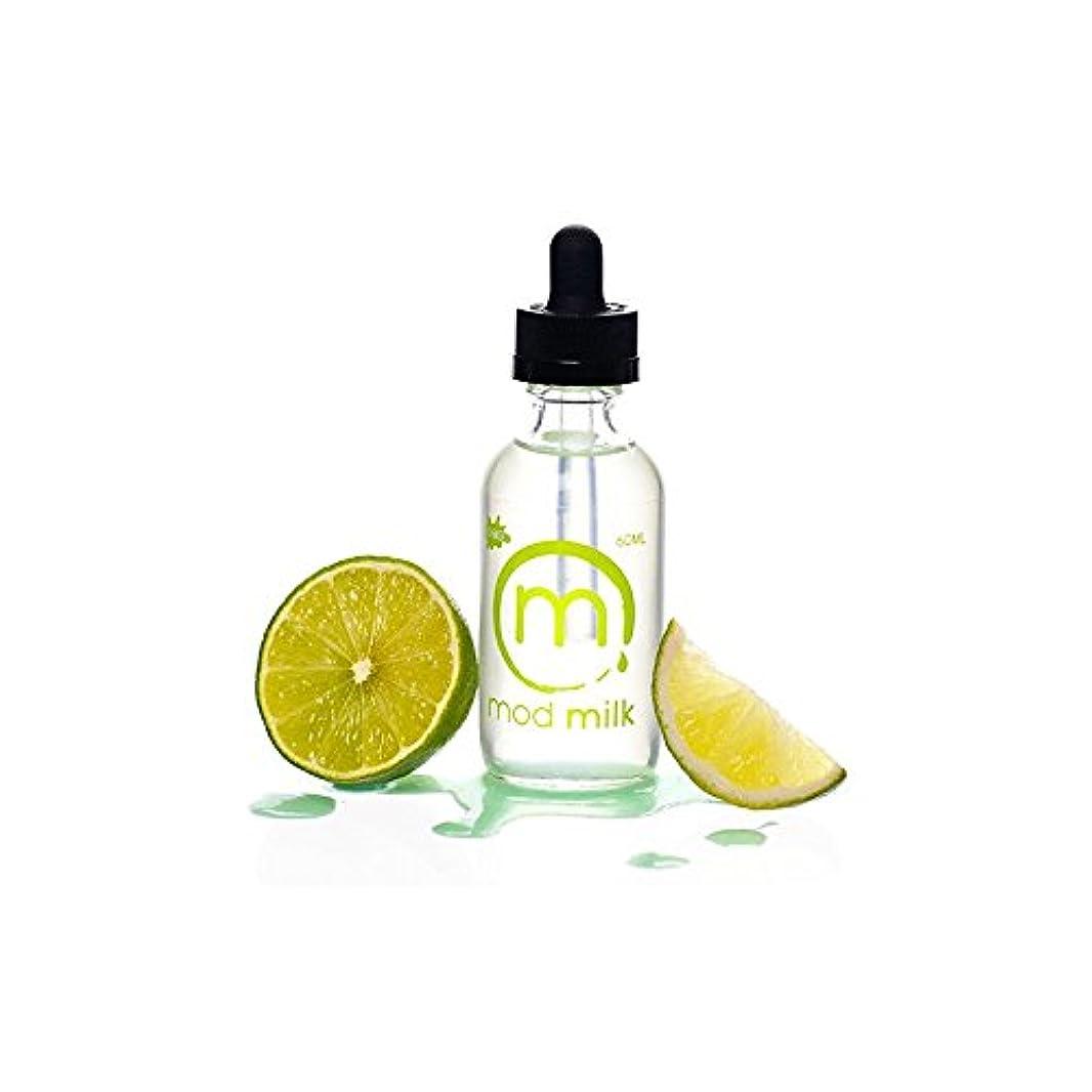 ブレイズマークされた開梱MOD MILK Key Lime Milky Delight