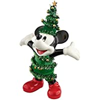 Department 56 フィギュア ディズニー Spruce Up For Christmas Mickey #4051783 4051783