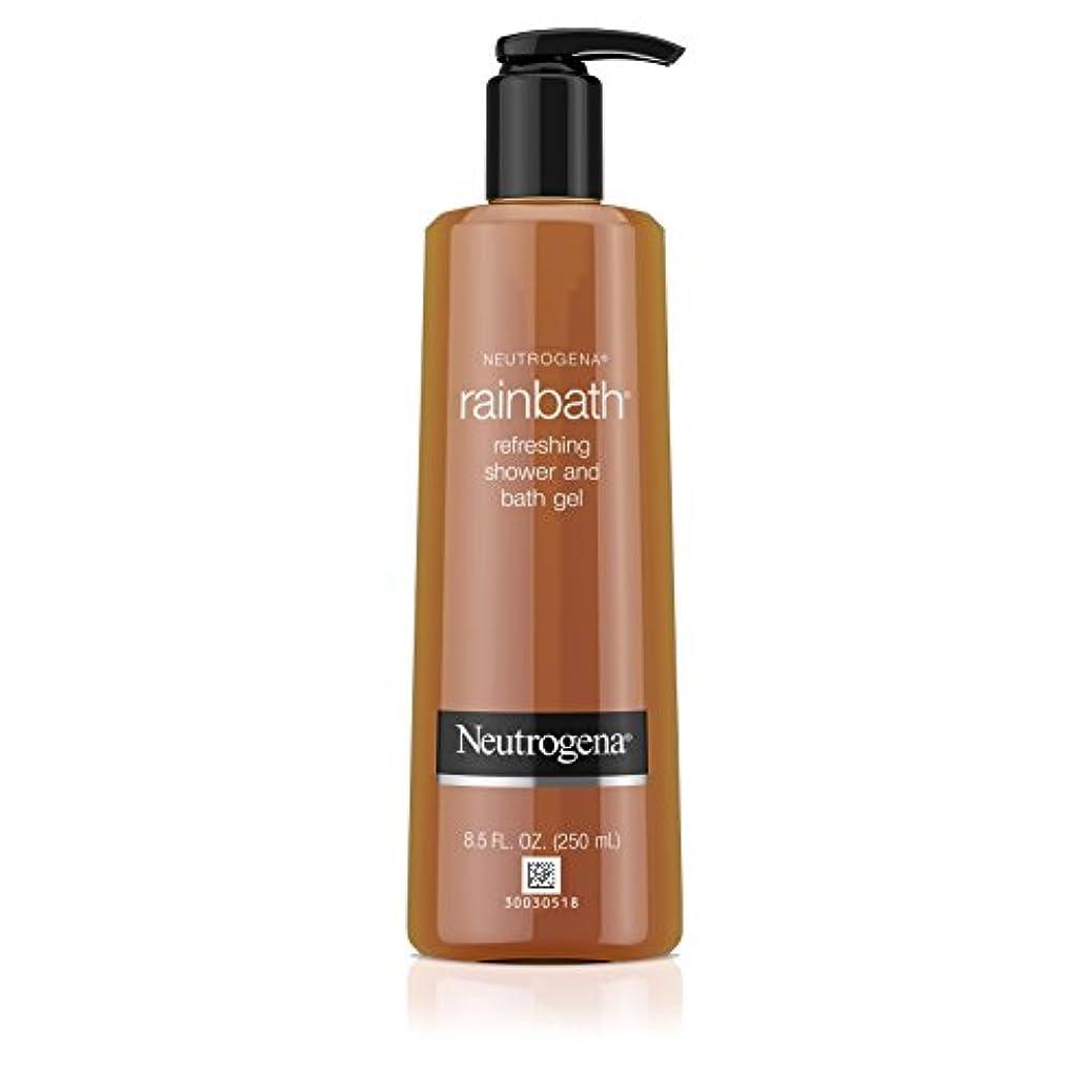 成果ヒュームビジョンNeutrogena Rainbath Refreshing Shower And Bath Gel (Body Wash), 250ml