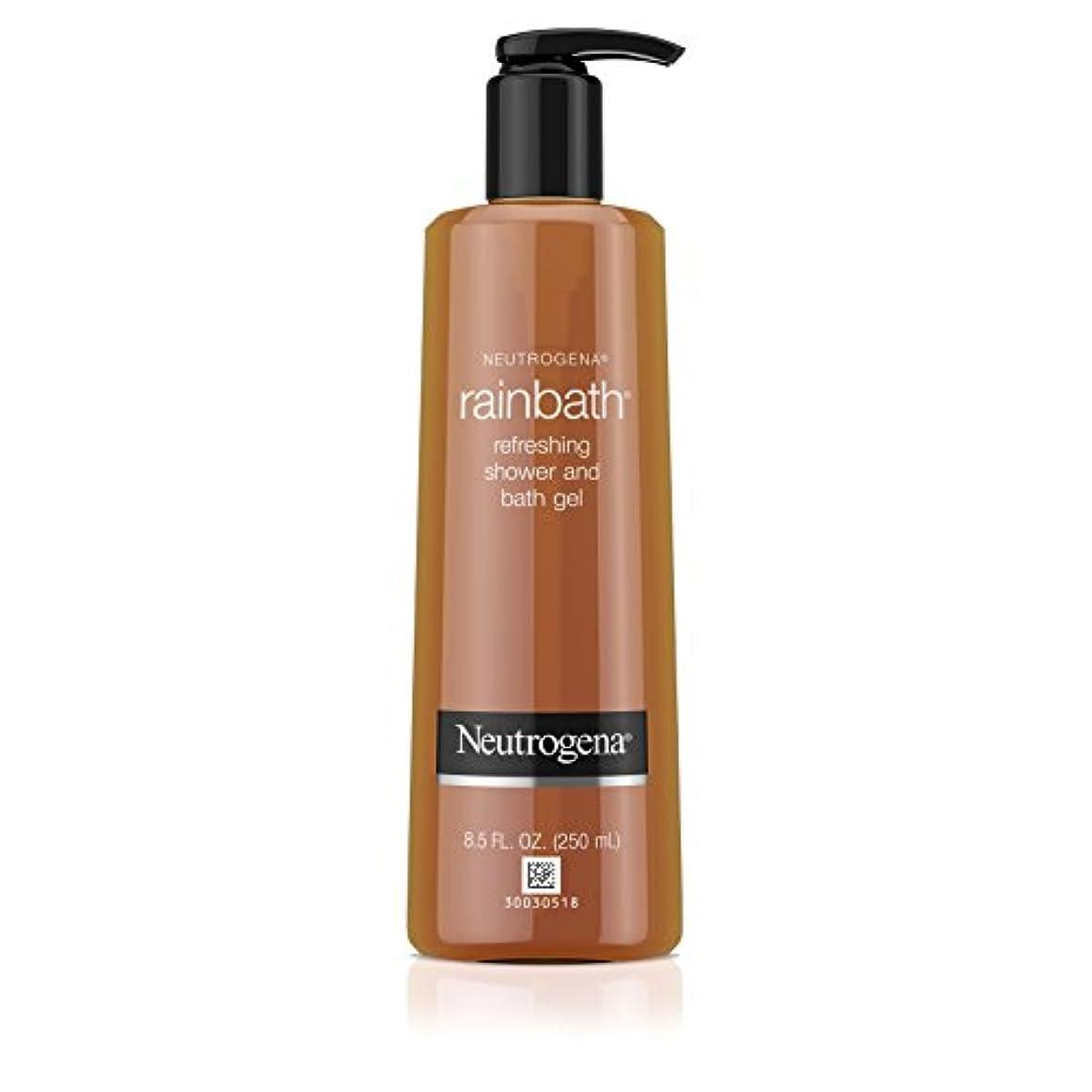 聴覚暖炉大使館Neutrogena Rainbath Refreshing Shower And Bath Gel (Body Wash), 250ml