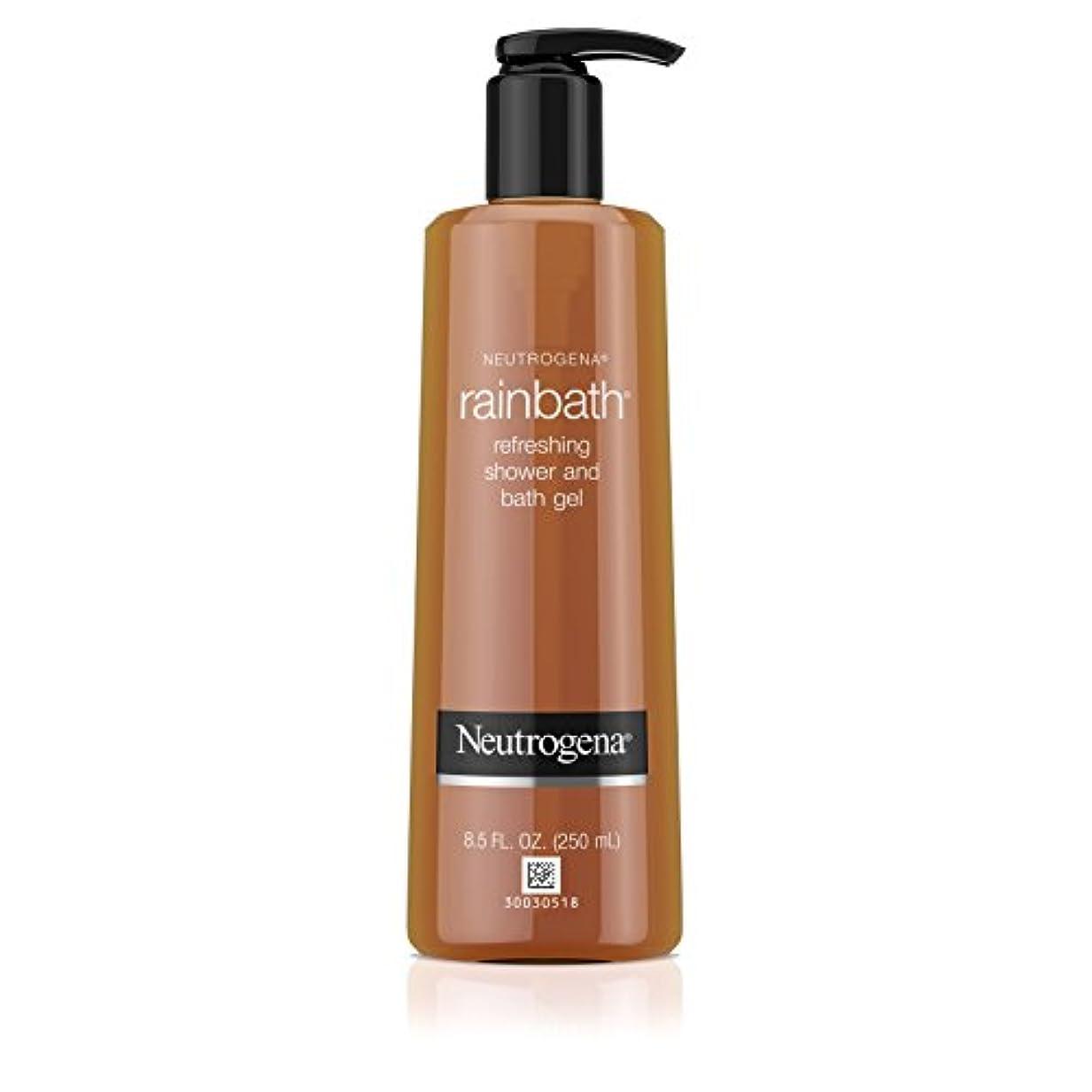 浸食独立して病なNeutrogena Rainbath Refreshing Shower And Bath Gel (Body Wash), 250ml
