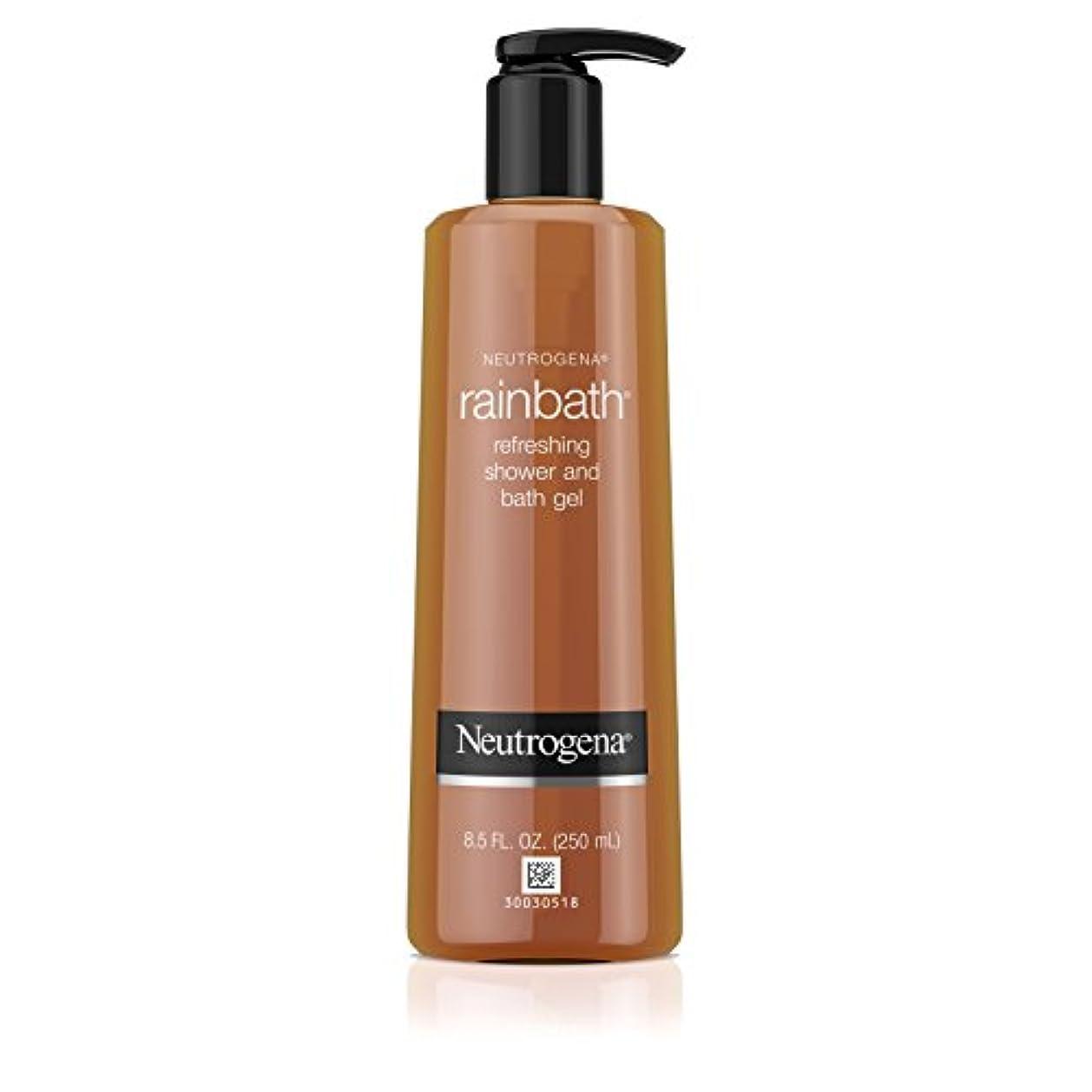 壊れた帆愛情深いNeutrogena Rainbath Refreshing Shower And Bath Gel (Body Wash), 250ml