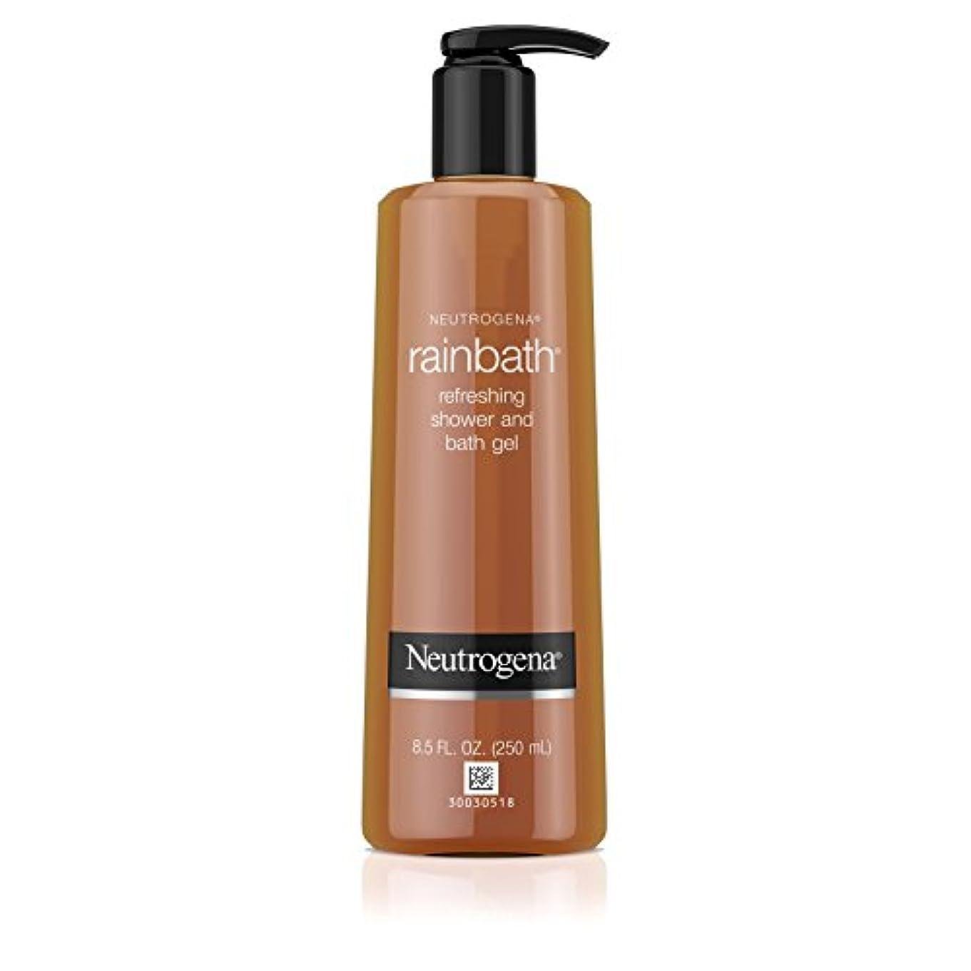 韓国機密年Neutrogena Rainbath Refreshing Shower And Bath Gel (Body Wash), 250ml