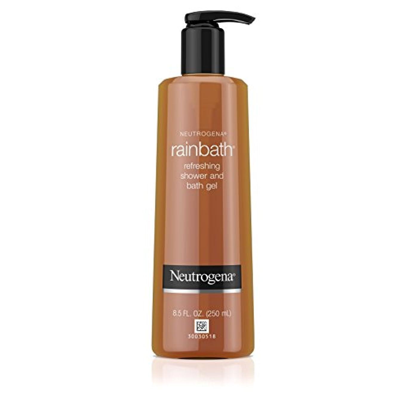フィードバック着替えるメイエラNeutrogena Rainbath Refreshing Shower And Bath Gel (Body Wash), 250ml