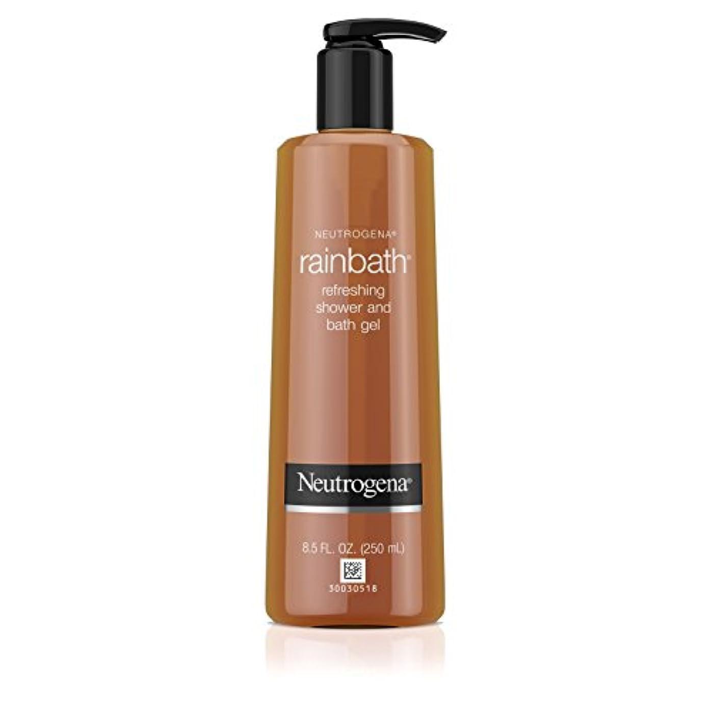 ウェイトレス作りブリードNeutrogena Rainbath Refreshing Shower And Bath Gel (Body Wash), 250ml