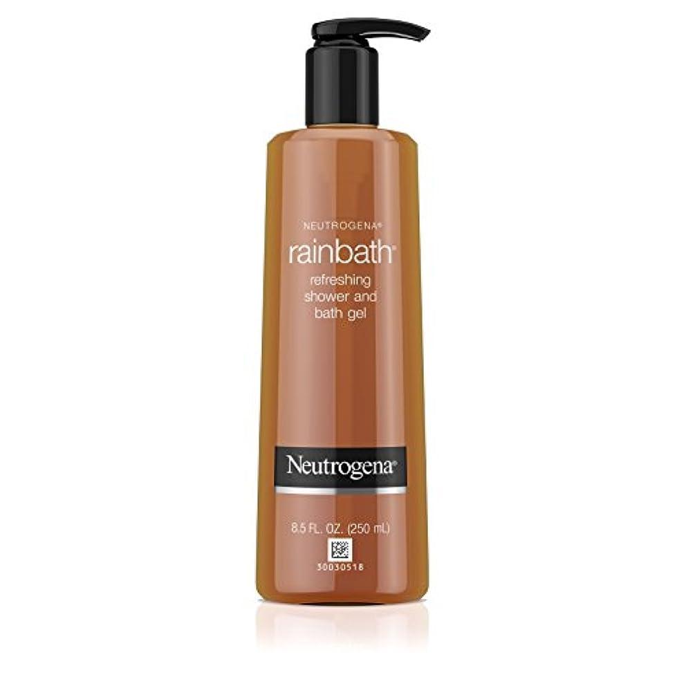 緑影響を受けやすいです船形Neutrogena Rainbath Refreshing Shower And Bath Gel (Body Wash), 250ml