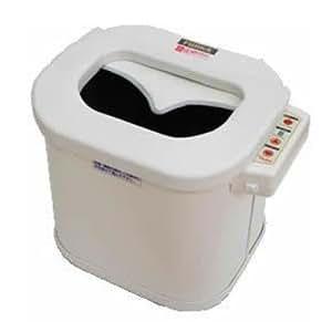[お湯を使わない足湯器] スマーティ レッグホット 4.8kg 【足元から全身ポカポカ】