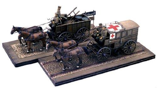 イタレリ 6437 1/35 German Horse Drawn Convoy
