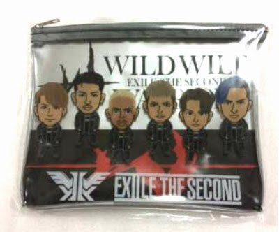 EXILE SECOND モバイル ポーチ WILD WAR...
