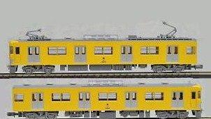 Nゲージ 4149 西武2000系 初期車先頭2輛 (塗装済完成品)