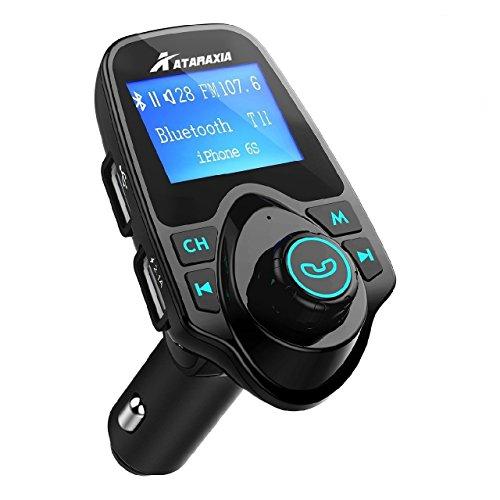 車載FMトランスミッター Bluetooth iphone ...