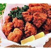 ニチレイ)鶏もも唐揚げ 1kg(30~33個入)