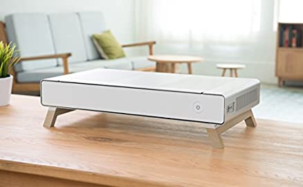 CRYORIG モニタースタンドPCケース Mini-ITX対応 Taku Silver 日本正規代理店品