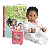 American Girl - Bitty Baby Doll Medium Skin Textured Brown Hair Brown Eyes BB8 By Mattel [並行輸入品]