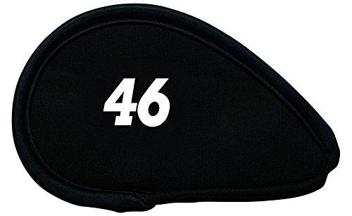 ライト(LITE) H-111 アイアンガード ネオ オーバーサイズ 単品  H-111(046) 黒 46