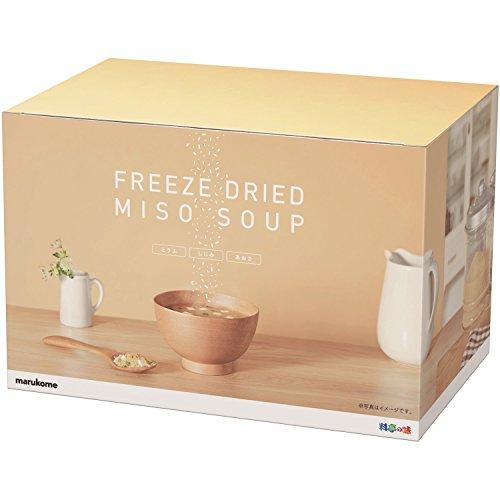 【Amazon.co.jp限定】マルコメ 料亭の味 フリーズドライ みそスープ 30食