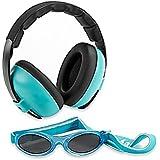 Banz Mini Earmuff Protection Set, Turquoise, Mini