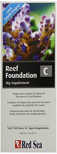 レッドシー (RedSea) 液体 リーフファンデーションC(Mg) 500ml