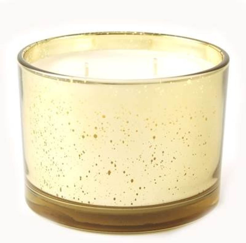 器官小さな規範アイコンTyler Statureゴールドonゴールド16oz香りつきJar Candle