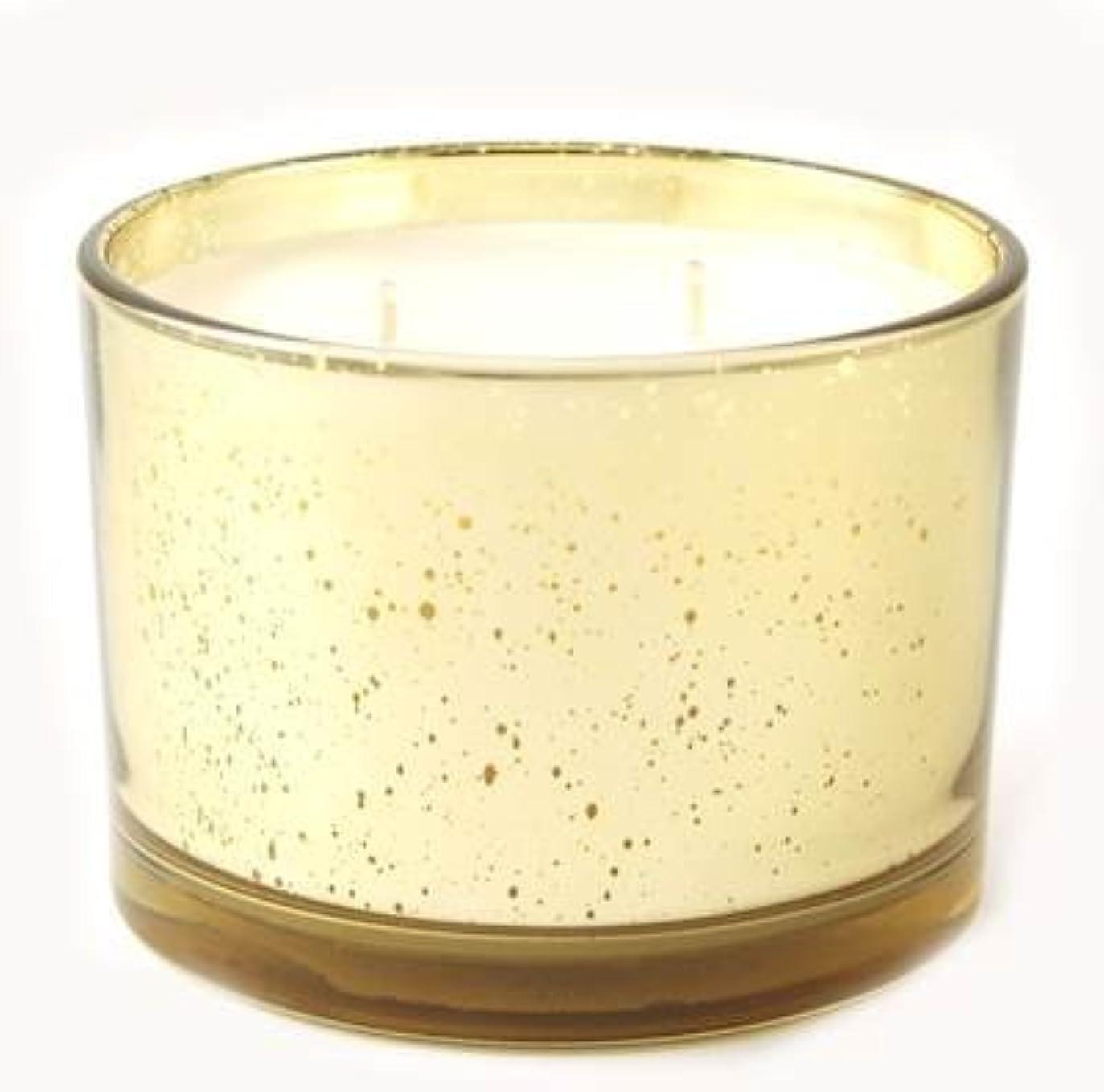 有限フェッチジュニアDiva Tyler Statureゴールドonゴールド16oz香りつきJar Candle