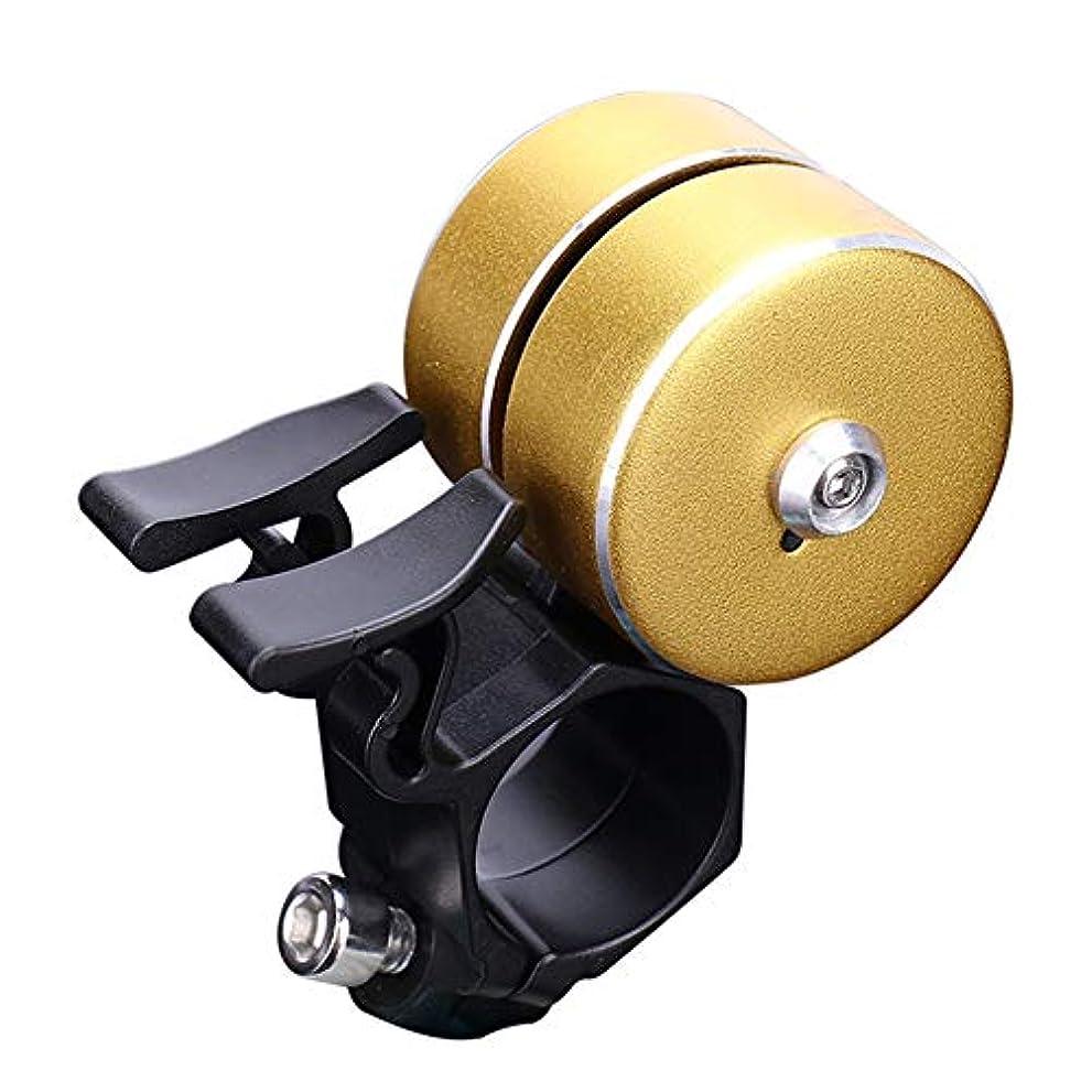 応用器用速いICOCOPRO 自転車ベル ダブルリング 大音量&クリアサウンド アルミ合金 ロードバイク マウンテンバイク BMX バイク用 4色