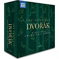 ドヴォルザーク:出版された管弦楽作品集(DVORAK, A.: Published Orchestral Works)[17CDs]