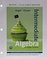 Intermediate Algebra for College Students Books a la Carte Edition (10th Edition)【洋書】 [並行輸入品]