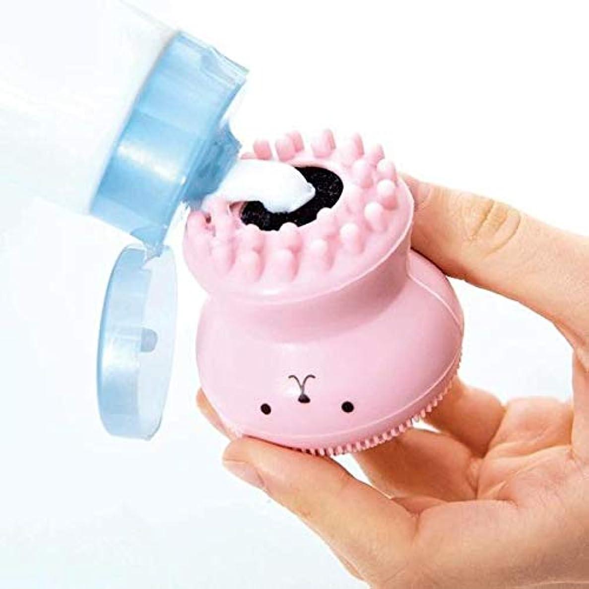 ガソリン面積特徴コジット 泡洗顔バブバブスポンジ _