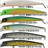 ガイア エリア10 当店オリジナルカラー YOU-05:シルエットイワシ(S)