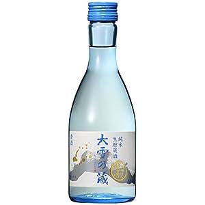 合同酒精 純米 大雪乃蔵 生貯蔵酒 瓶 300ml