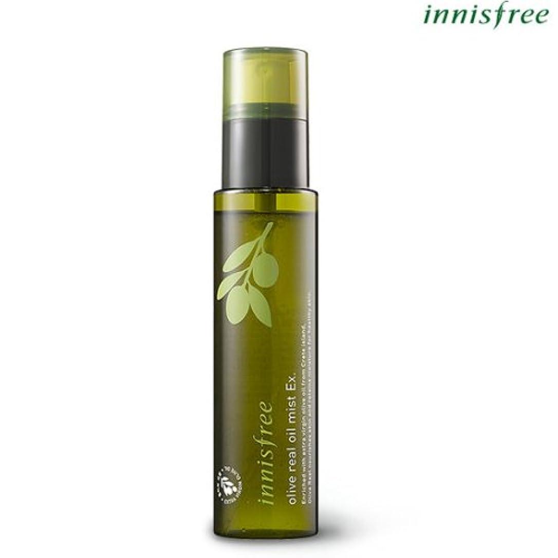 与えるほとんどない輪郭[INNISFREE]イニスフリーオリーブリアルオイルミストEx.80mL olive real oil mist Ex. 80mL [並行輸入品]