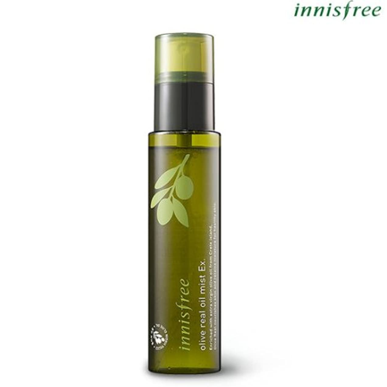 飢を除く小道具[INNISFREE]イニスフリーオリーブリアルオイルミストEx.80mL olive real oil mist Ex. 80mL [並行輸入品]