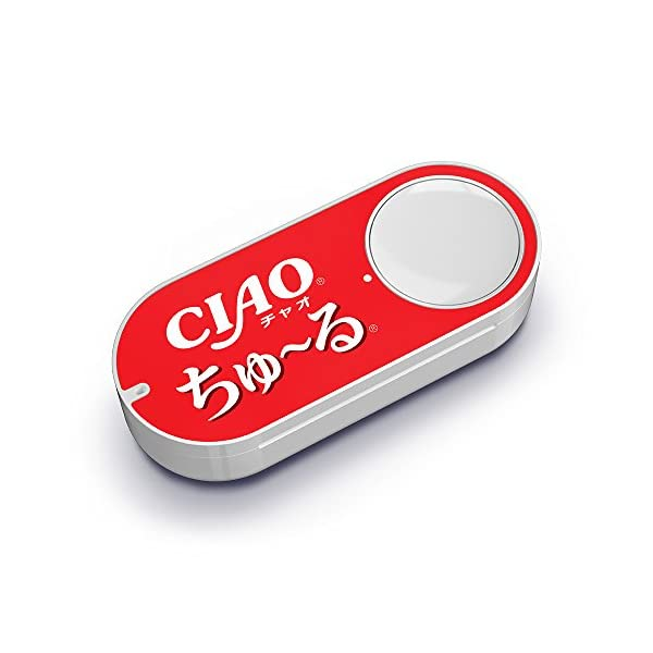CIAO ちゅーる Dash Buttonの商品画像