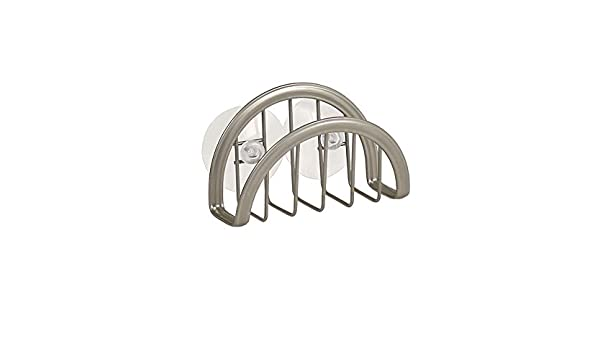 Satin Nickel 67577 Spectrum Diversified Ashley Sponge Holder