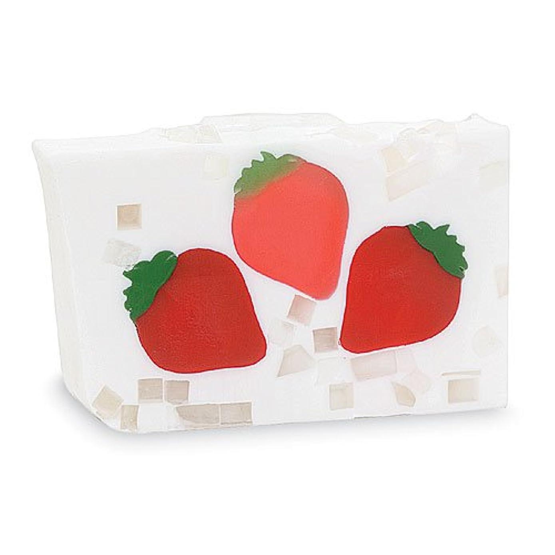 ドラッグつかの間バリアプライモールエレメンツ アロマティック ソープ ストロベリー 180g 植物性 ナチュラル 石鹸 無添加