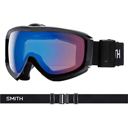 18-19 SMITH (スミス) ゴーグル PROPHECY TURBO FAN BLACK プロフェシー ターボファン アジアンフィット ジャパンフィット スノーボード スキー