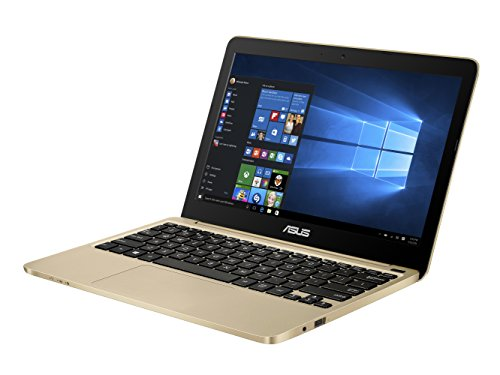 ASUS VivoBook 11.6インチ ゴールド E200HA【日本正規代理店品】(インテル Atom x5-Z8350/4G/eMMC 32GB/Win10)E200HA-8350G/A